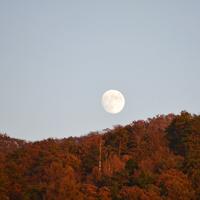 月の出待ち星空お散歩会