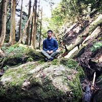 座禅とモーニングハイキング